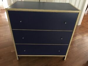 Dresser, high boy and end table for baby or kids room