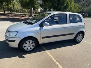 2005 Hyundai Getz GL Bentley Canning Area Preview