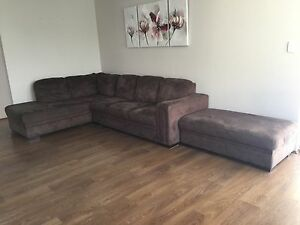 4 seater + 1 big chase+ 1 wide stool Sofa Conner Set Landsdale Wanneroo Area Preview