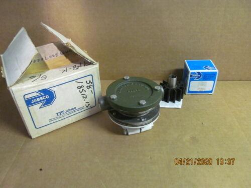 Jabsco 4730-0001 Pump Head with Spare Impeller Kit *New , Unused**