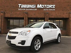 2012 Chevrolet Equinox LS AWD LOW KMS
