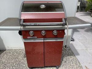 Matador 3 burner BBQ