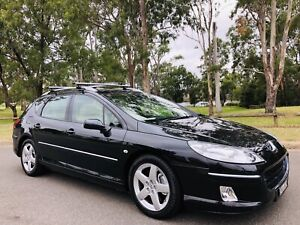 2005 Peugeot 407 SV Wagon Luxury Low Kms Full Service History Moorebank Liverpool Area Preview