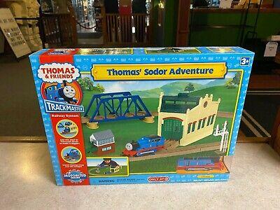 Thomas & Friends 2006 Trackmaster Railway Train System TARGET SODOR ADVENTURE