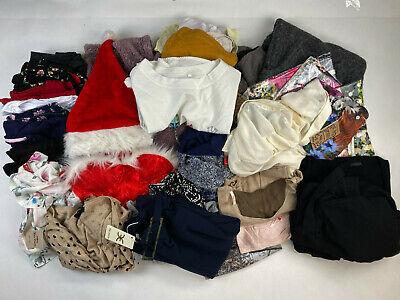 WOMENS Clothes Bundle 7 Kg 37 Items Different Sizes