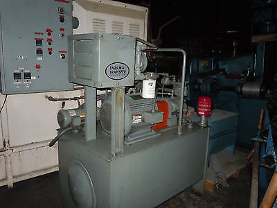 Vickers Hydraulic Power Supply Model T-80