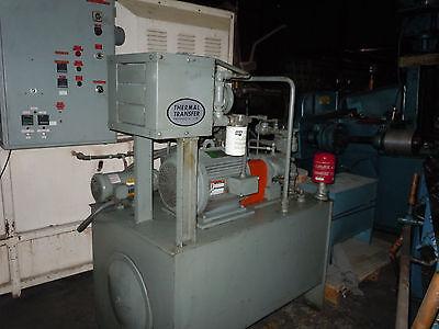 Vickers Hydraulic Power Supply Model T-80