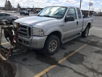 2006 Ford  250  XLT  WORK Truck  4X4  5.4 GAS  $5500.00 AS IS London Ontario Preview