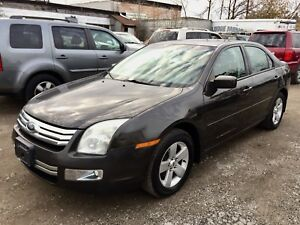 2006 Ford Fusion**NO ACCIDENTS**LOADED**FULLY CERTIFIED**