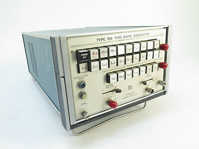 Tektronix Type 184 Crystal-controlled Time Mark Generator