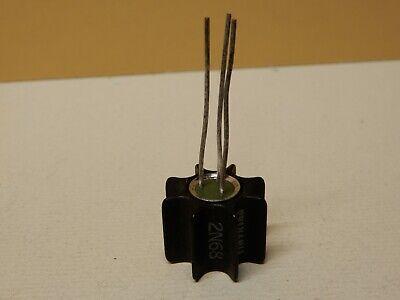 Sylvania 2n68 Pnp Germanium Vintage Transistor Quantity 1 Nos Hfe39 Leak0.913