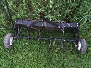 """42"""" tow behind lawn aerator"""