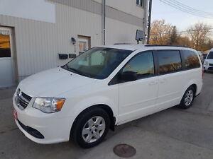 2011 Dodge Grand Caravan SXT $8995**** NOT REBUILT***