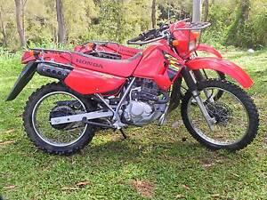 Honda CTX 200 Bushlander 2013 model Farm / Ag. MotorBike Koah Tablelands Preview