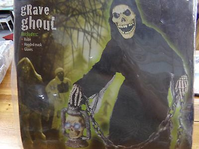 Boys or Girls Medium Grave Ghoul Halloween Costume NEW Fun World