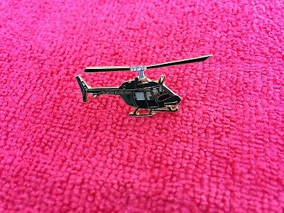 OH-58 SCOUT HELICOPTER HAT/LAPEL PIN](Scout Helicopter)