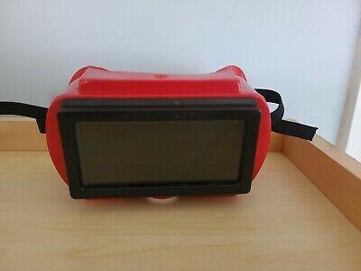 Nos Vtg Jackson Products Weldinglaser Goggle Glasses Eye Protection Z81.1-1979