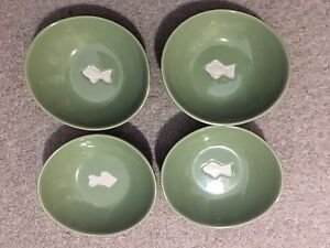 Four Brand New Pet Bowls
