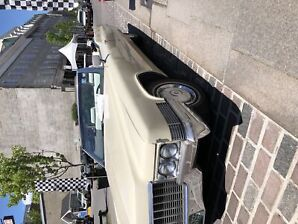1970 Cadillac Deville Convertible WOW