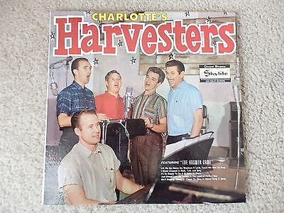Charlotte's Harvesters Quartet Skylite SRLP 6008 VG++