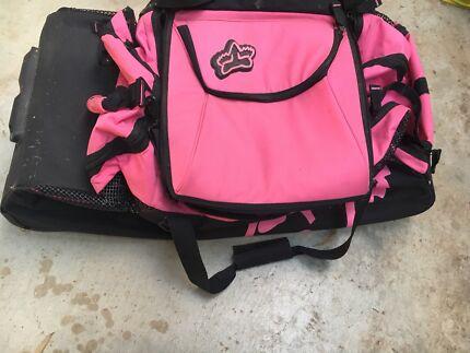 Pink Fox Bag