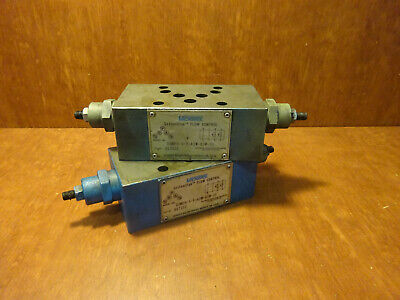 Vickers Hydraulic Flow Control Valve 867332