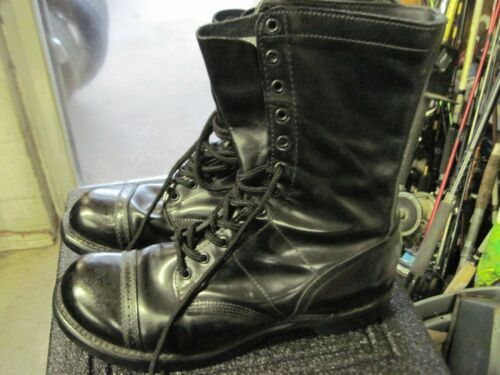 BOOTS, CORCORAN JUMP BOOTS   SIZE:11 D  MADE IN USA