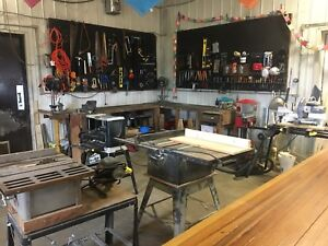 Shop Space Wanted