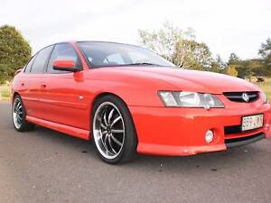 2003 Holden Commodore Sedan Redbank Plains Ipswich City Preview