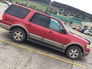 2003 Expedition Eddie Bauer Edition 8-passenger