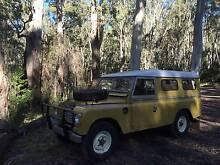 Fully rebuilt 1979 Land Rover Camper (4X4) Karabar Queanbeyan Area Preview
