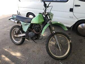 Kawasaki KLX 250B PRICE DROP