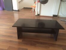 Black Coffee Table Naremburn Willoughby Area Preview