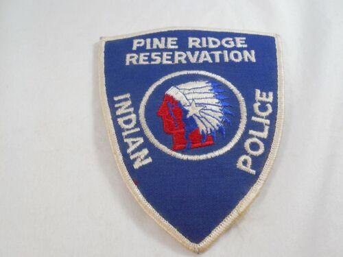 Vintage Pine Ridge Reservation Indian Police Sioux South Dakota