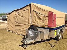 Off road Camper trailer Northam 6401 Northam Area Preview
