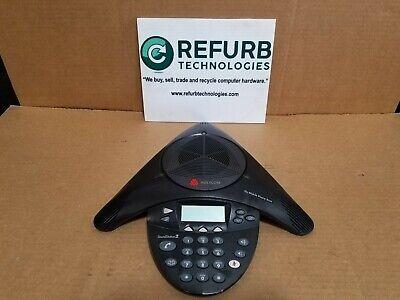 Polycom Soundstation2 Expandable Conference Phone 2201-16200-601
