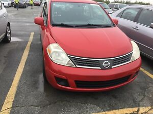 2009 Nissan Versa, Low mileage