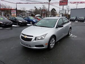 2013 Chevrolet Cruze LS New Tires/MVI Auto ($50 weekly, 0 dow...