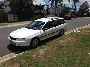 2002 Commodore Acclaim Wagon Series 2 - Duel Fuel Archerfield Brisbane South West Preview