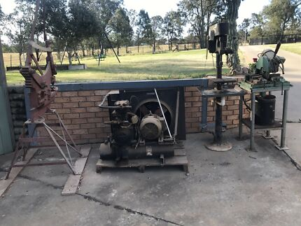 $200 bulk machinery as pictured