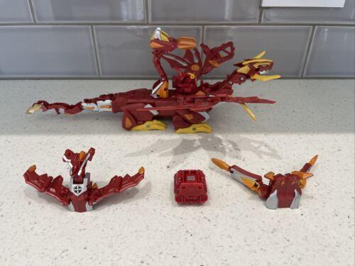 BAKUGAN Dragonoid Gundalian Colossus Battle Brawlers Invaders Large Figure