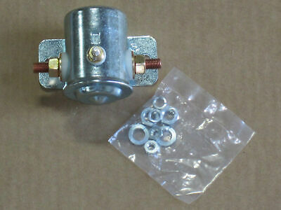 Solenoid Switch For Massey Ferguson Mf Relay 256 Loader 35 50 65 85 90 97 F-40