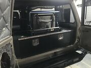Nissan GQ Patrol Rear Draws and Custom False Floor + Cargo Barrier  West Swan Swan Area Preview