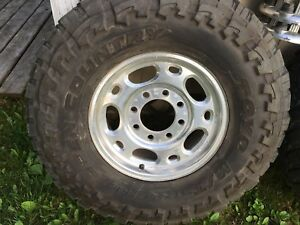 8 bolt Chevy rims