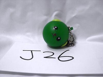 Free Shipping Cute Green Dog Kawaii Keychain Japan J26
