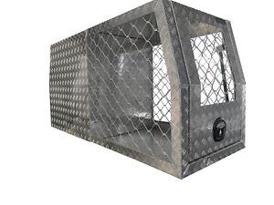 Dog Box Half Mesh 700mm - Checker or Flat $36p/w Garbutt Townsville City Preview