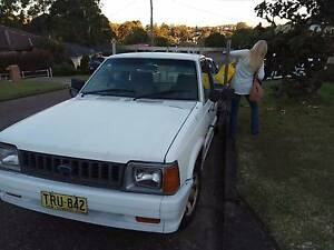 1995 Ford Courier Ute Cardiff South Lake Macquarie Area Preview