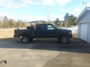 Want gone 2002 f250 7.3