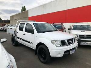 2011 Nissan Navara DUAL CAB CAB CHASSIS Ute Lilydale Yarra Ranges Preview