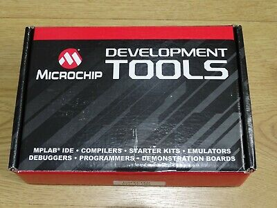 Microchip Dm183027 4-button Inductive Touch Demo Board